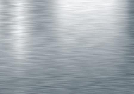 metaal achtergrond Stockfoto