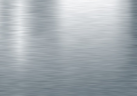 stainless steel: metal background