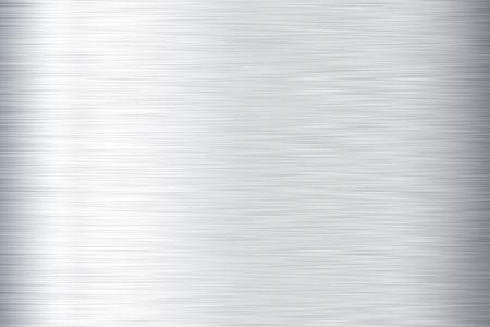polished floor: metal background