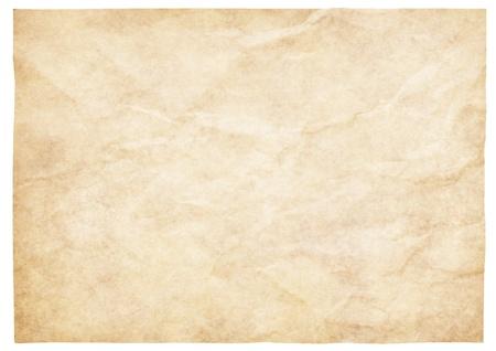 pergamino: papel viejo