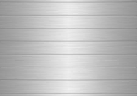polished floor: metal texture background