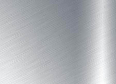 shiny floor: metal background
