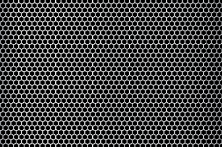 malla metalica: textura de malla de metal Foto de archivo