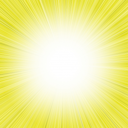 radiant light: radial, background