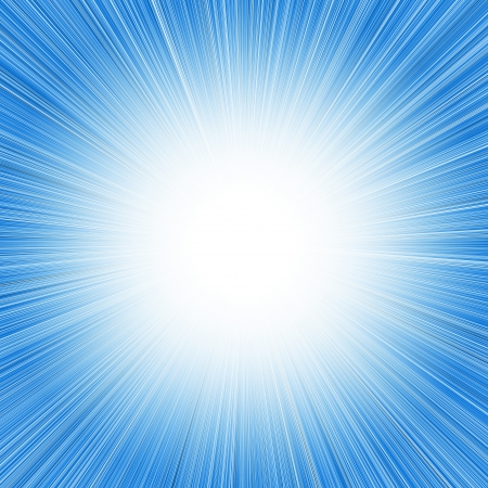 radiant light: radial background Stock Photo