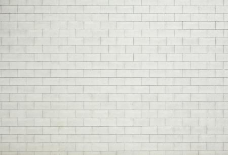Concrete block wall Zdjęcie Seryjne