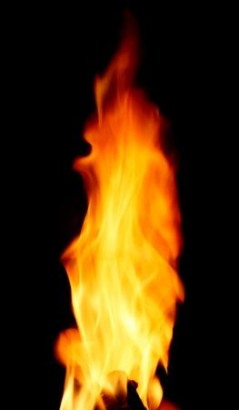 blazed: flame