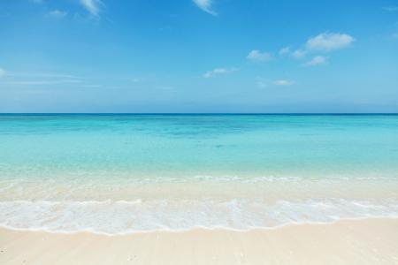Nishihama beach in Hateruma-jima, Okinawa   Stock Photo