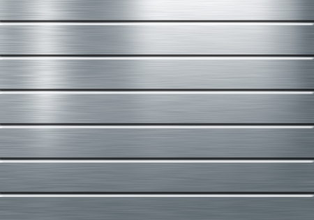 aluminium wallpaper: metal background