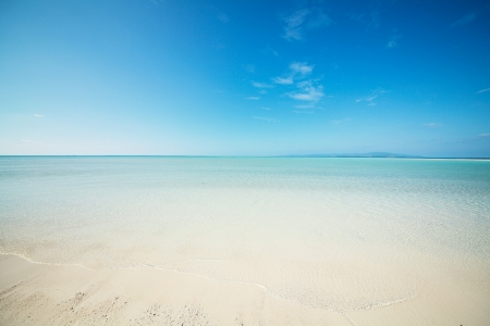 zeegezicht