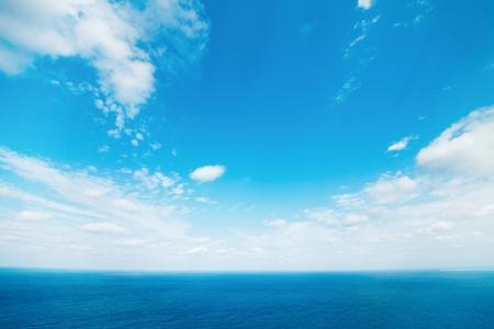 mar y el cielo