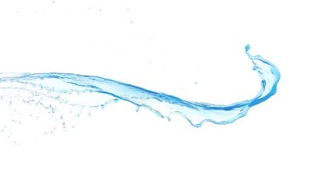 water splash  Stockfoto
