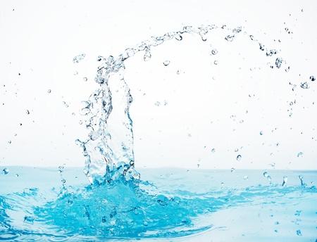 water splash 免版税图像