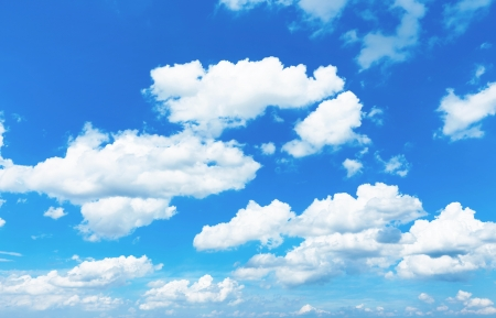 clear sky Stockfoto