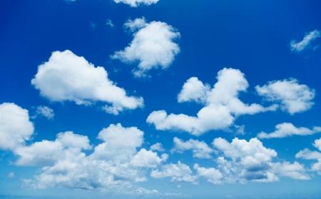 clear sky Archivio Fotografico
