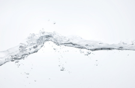 watery: water wave