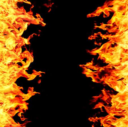blazed: flame frame