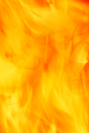 blazed: close up of fire texture