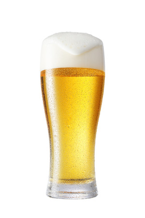the beer