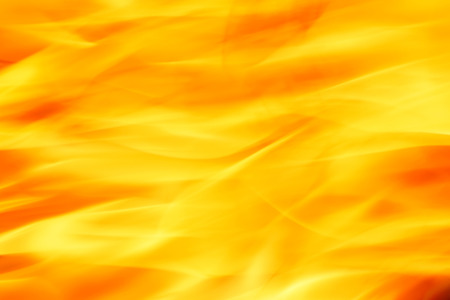 close up of fire texture photo
