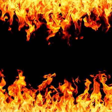 火災 写真素材