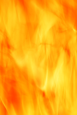 waver: close up of flame