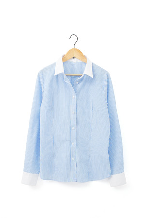 blouse: the business blouse Stock Photo