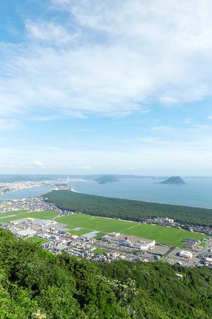 spot: Nijinomatubara, Japanese tourist spot