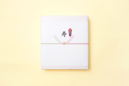 the marriage gift, Japanese traditional custom