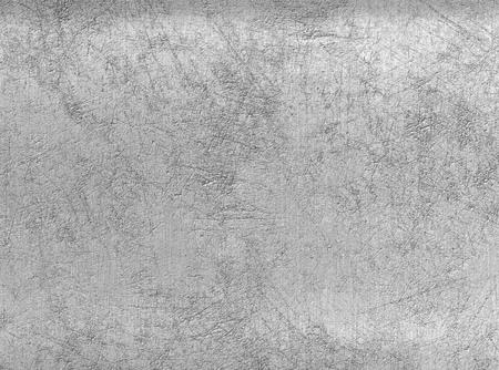 銀の金属のテクスチャ背景