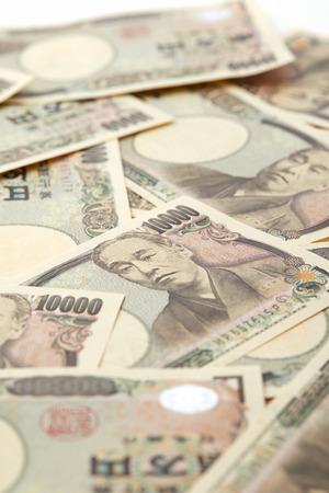 multiple objects: Japanese yen