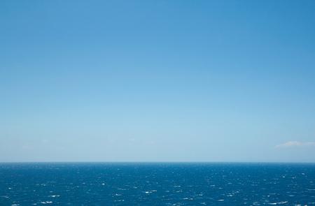 landscape of the sea and the sky Zdjęcie Seryjne