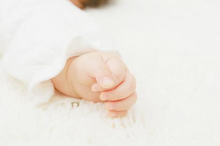 close up of the baby body Zdjęcie Seryjne