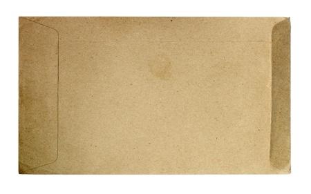 brown vintage envelope  版權商用圖片