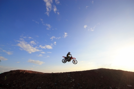 motocross,motorcycle jump off road