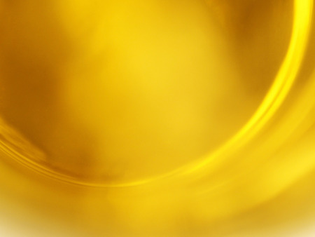 Gold yellow curve abstract background.