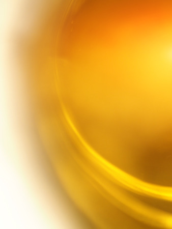 curve: Gold yellow curve abstract background.