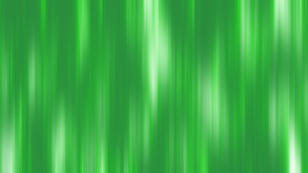 green background alternating white vertical surface lines modern abstract, modern color design that swaying like a blown fabric.