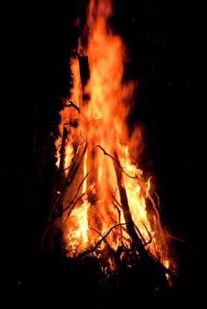 shortest: Part of traditional festival celebrating shortest night of year
