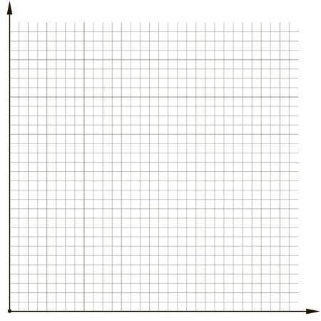 coordinate: coordinate grid template chart to analyze the chart, vector template for tracking expenses and income for a month