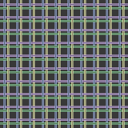 Seamless pattern giving spring mood for textile or printing Illustration