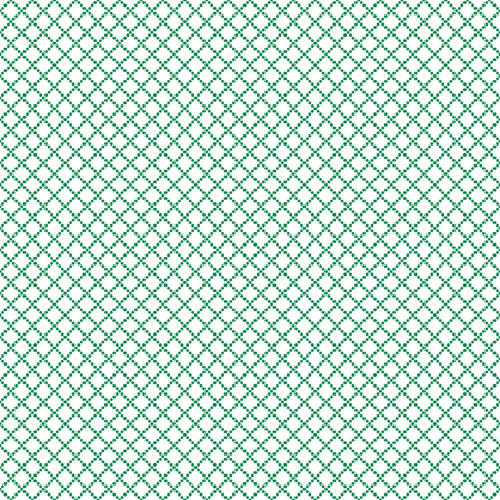 Seamless guilloche pattern squares rhombuses of dots, vector seamless watermark for valuable documents, money tickets, sewn from forgery Illustration