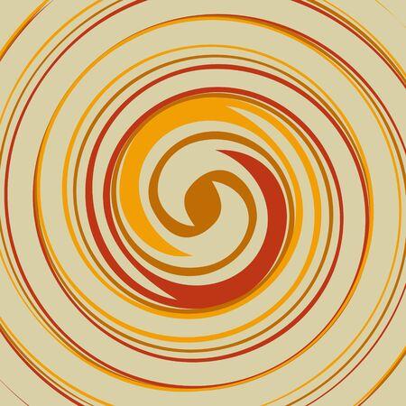 Motif en spirale, tourbillon, vecteur tourbillon tourbillon galaxie spirale voie lactée