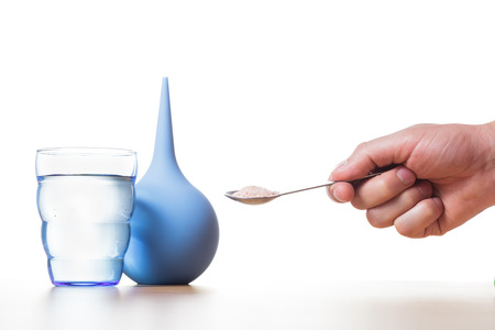 constipation: nasal irrigation with salty water. Simple methods of dealing with constipation and indigestion