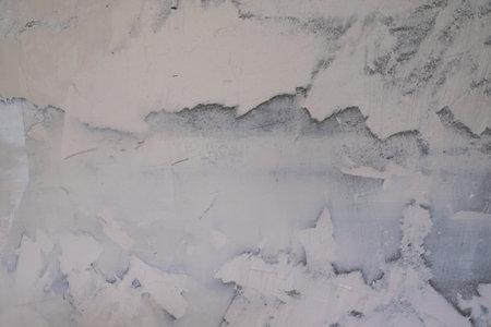 Vintage interior of stone wall and gray cement floor Zdjęcie Seryjne