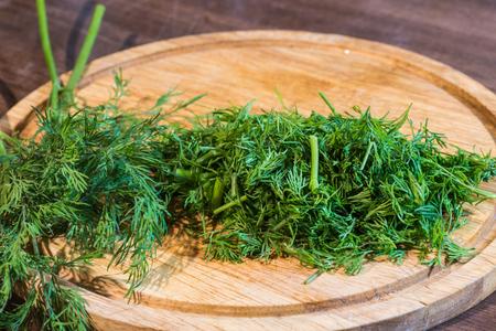 녹색 딜 야채 채소 정원 신선한 배경