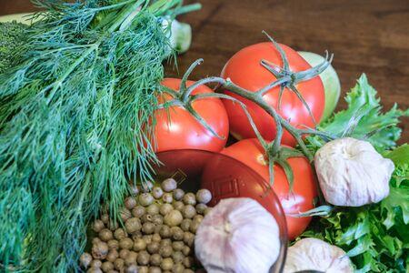 mix green fresh vegetables ready make healthy food 스톡 콘텐츠