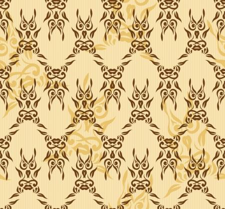 Bez szwu tapety w stylu greckim Zdjęcie Seryjne - 16215701