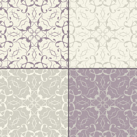 fabric textures: Template of fabric textures with different colors. Seamless pattern. Pastel colors