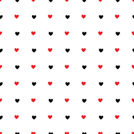 Heart scribbles. Hand-drawn hearts. Design elements for Valentine's Day. Vector, illustration 向量圖像